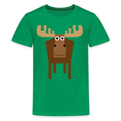 Moose - Kids' Premium T-Shirt