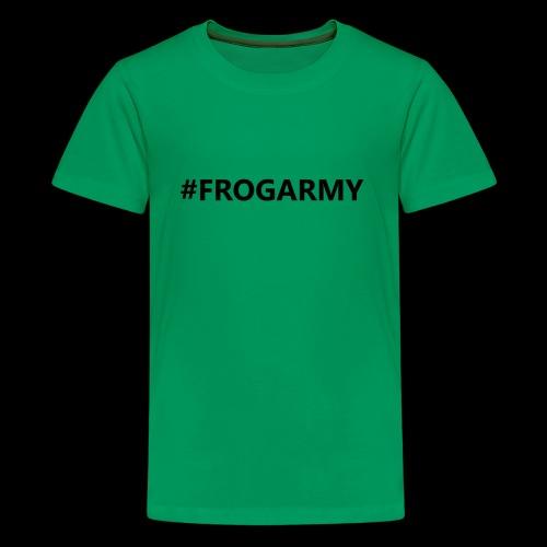 #FROGARMY T-Shirt Kids - Kids' Premium T-Shirt