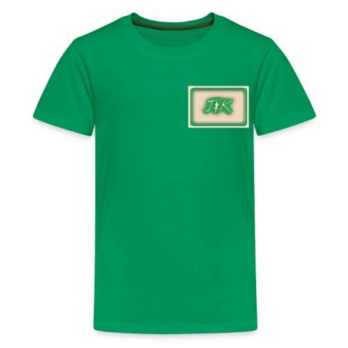 J&K Green Merch - Kids' Premium T-Shirt