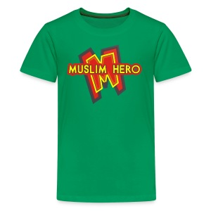 MUSLIM HERO - Kids' Premium T-Shirt