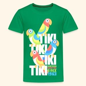 Tiki Room - Kids' Premium T-Shirt