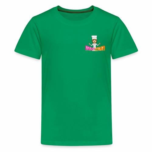 Estela Nena's Kitchen - Kids' Premium T-Shirt