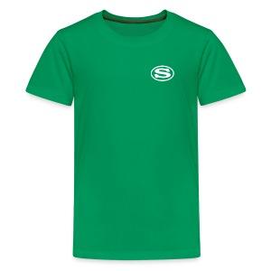 screven s white - Kids' Premium T-Shirt