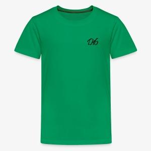 Dan # 16 Signature - Kids' Premium T-Shirt