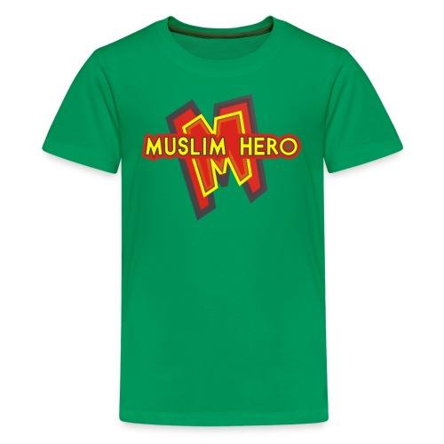 MUSLIM HERO - Kids' Premium T-Shirt