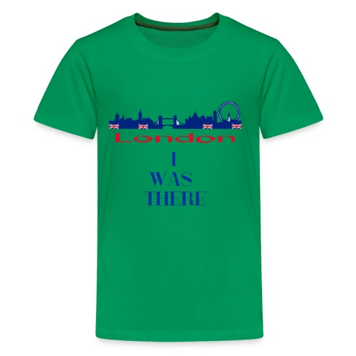 I Was There London - Kids' Premium T-Shirt