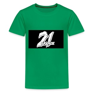 21 savage shirt - Kids' Premium T-Shirt