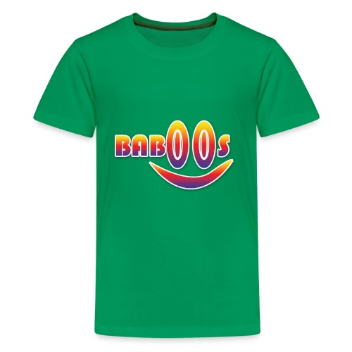 Baboos smiley funny design - Kids' Premium T-Shirt