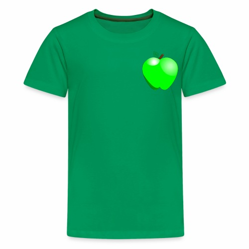 Green Apple - Kids' Premium T-Shirt