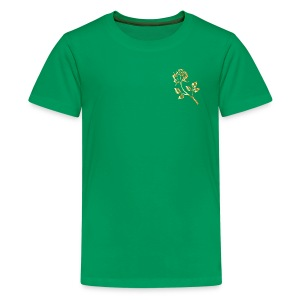 Golden Rose By MARCO XD - Kids' Premium T-Shirt