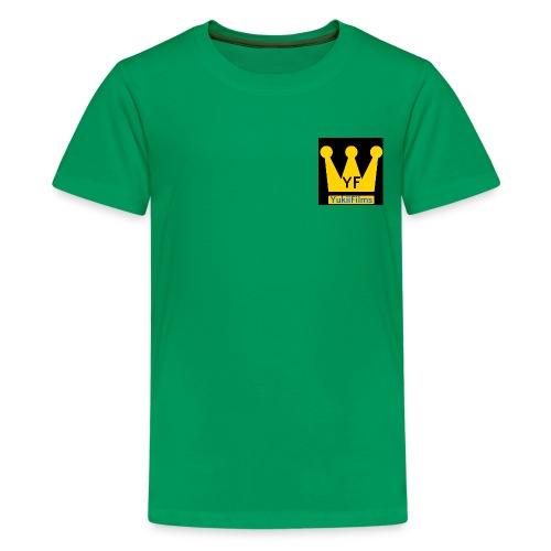 YukiiFilms T-Shirts - Kids' Premium T-Shirt