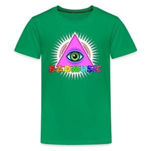 Illuminati BadMusic - Kids' Premium T-Shirt
