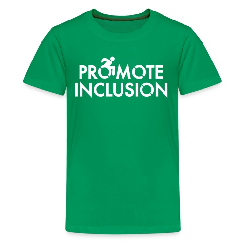 Promote Inclusion - Kids' Premium T-Shirt