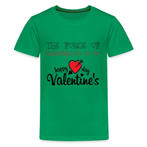 valentines - Kids' Premium T-Shirt