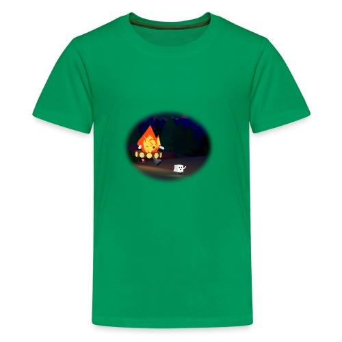 'Round the Campfire - Kids' Premium T-Shirt
