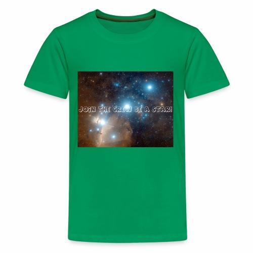 Orion Belt gaming 199 - Kids' Premium T-Shirt