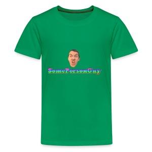 SomePersonGuy TShirt - Kids' Premium T-Shirt