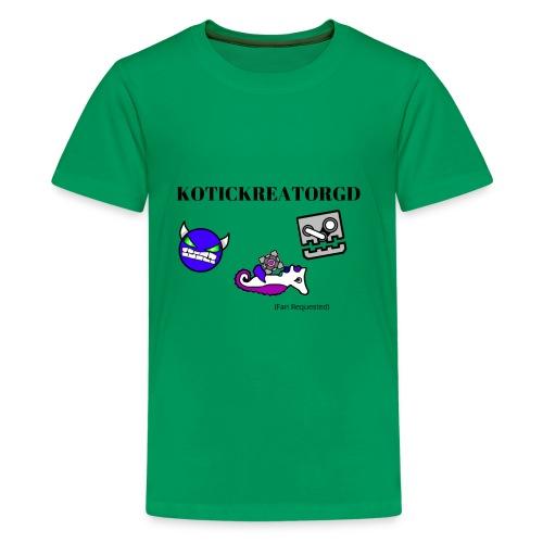 KOTICKREATORGD (Fan Request) Brand - Kids' Premium T-Shirt