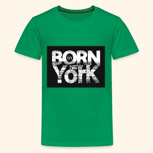 NewYork - Kids' Premium T-Shirt