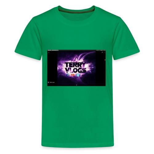 You gotta want it - Kids' Premium T-Shirt