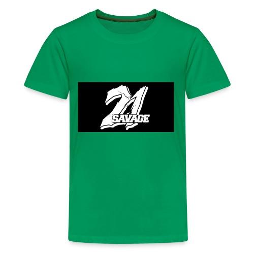 21 savage shirt - Kids' Premium T-Shirt