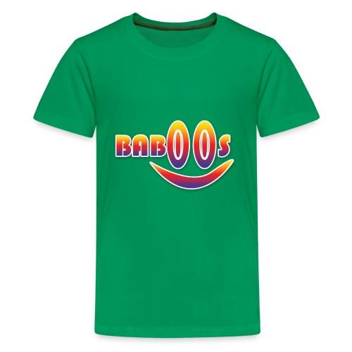 Baboos smiley funny design - Kids' Premium T-Shirt