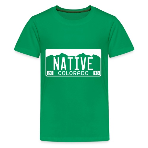 Colorado Native 2018 - Kids' Premium T-Shirt