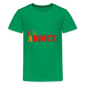 Chili Addict - Kids' Premium T-Shirt