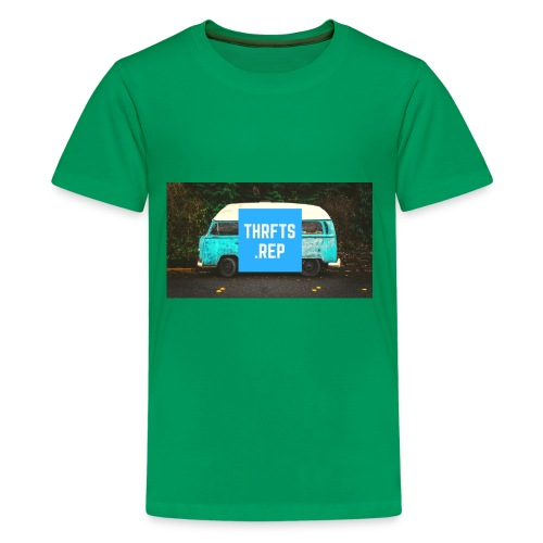 thrfts rep - Kids' Premium T-Shirt