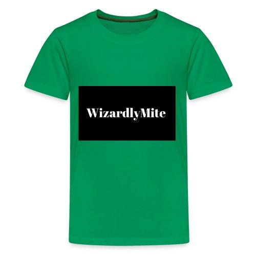 Wizardlymite - Kids' Premium T-Shirt