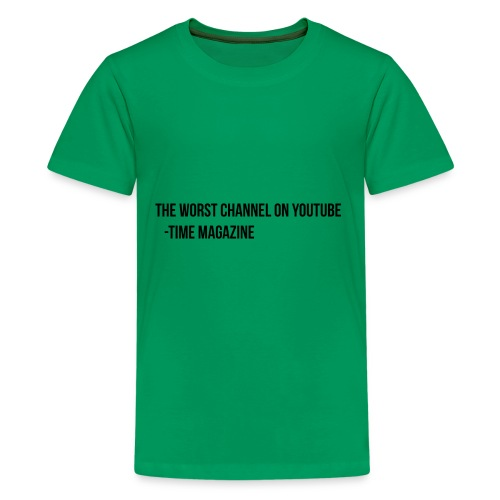 Why are you considering buying this - Kids' Premium T-Shirt