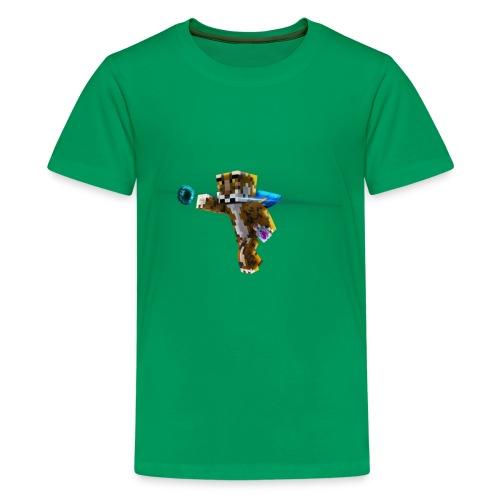 Supershiftery Design 1 - Kids' Premium T-Shirt
