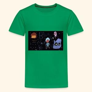 The Blu MERCH - Kids' Premium T-Shirt