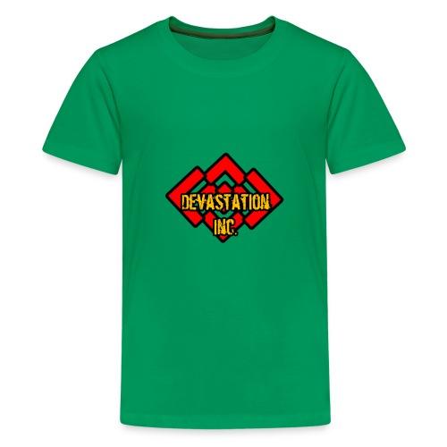 Rhombus Logo. - Kids' Premium T-Shirt
