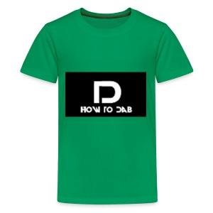 DwayneRektz How to Dab - Kids' Premium T-Shirt