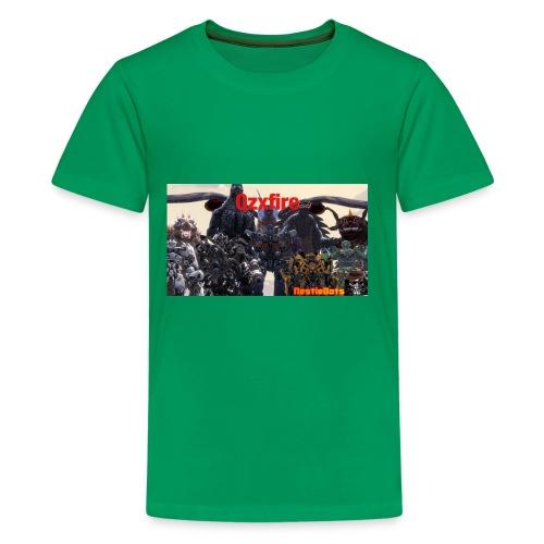 Qzxfire - Kids' Premium T-Shirt