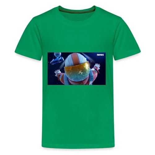 Fortnite Sky Diving - Kids' Premium T-Shirt