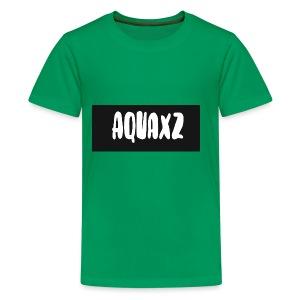 aquashirtlogo - Kids' Premium T-Shirt