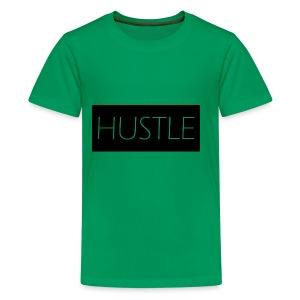 HUSTLE - Kids' Premium T-Shirt