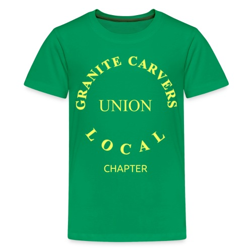 Granite Carvers Union - Kids' Premium T-Shirt