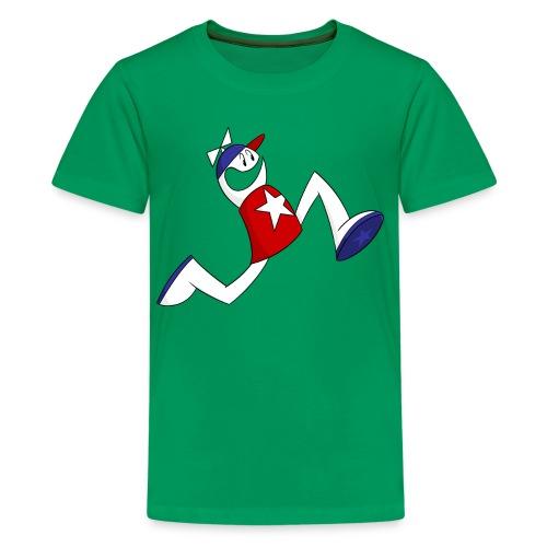 Terrific Athlete - Kids' Premium T-Shirt
