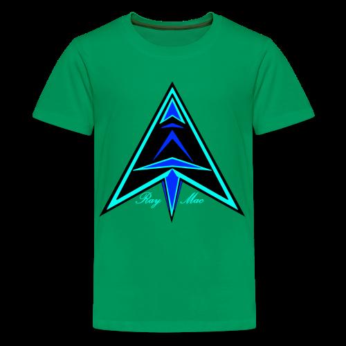 Ray Mac Logo - Kids' Premium T-Shirt