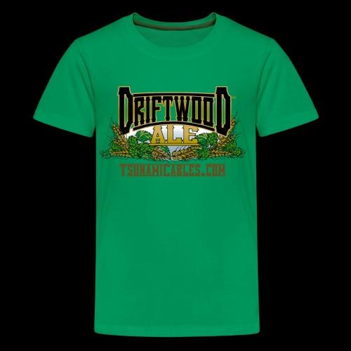 Driftwood Ale - Kids' Premium T-Shirt