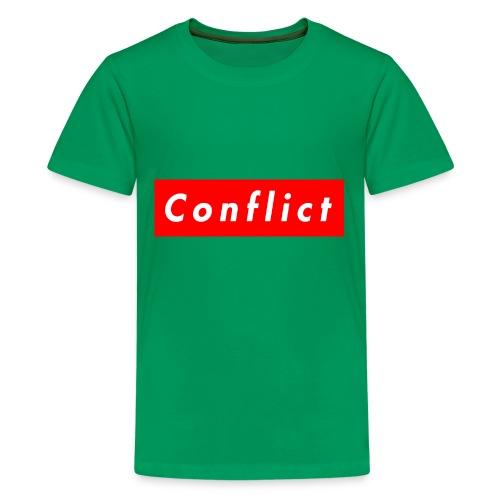 conflict bogo - Kids' Premium T-Shirt