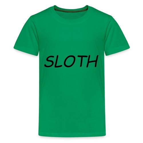 SLOTH XL - Kids' Premium T-Shirt
