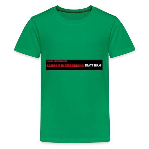 New Skate team apperal - Kids' Premium T-Shirt