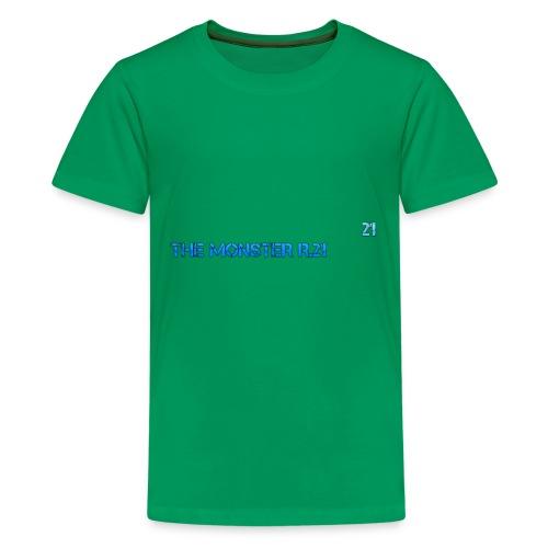 the monster r.21 - Kids' Premium T-Shirt