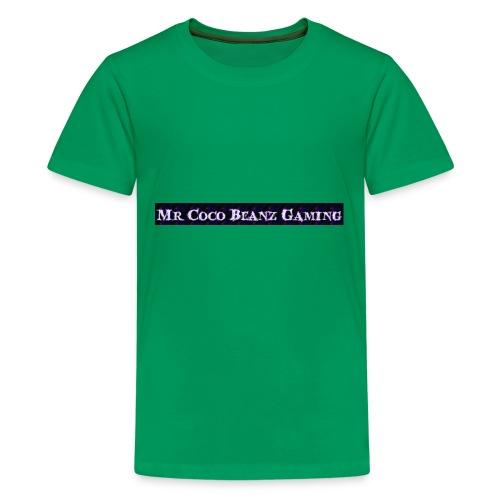 Mr Coco Beanz - Kids' Premium T-Shirt
