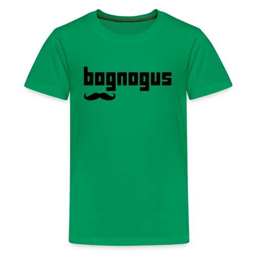 bognogus in black - Kids' Premium T-Shirt