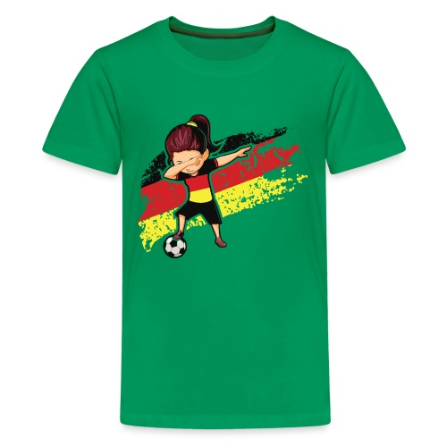 Germany flag t shirt - Kids' Premium T-Shirt
